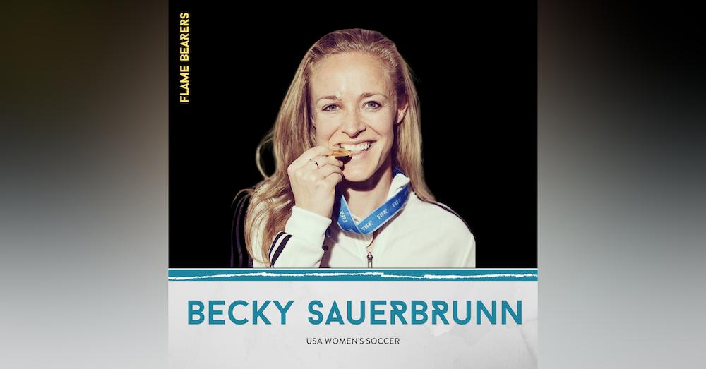 Becky Sauerbrunn (USA): Soccer & Equal Pay