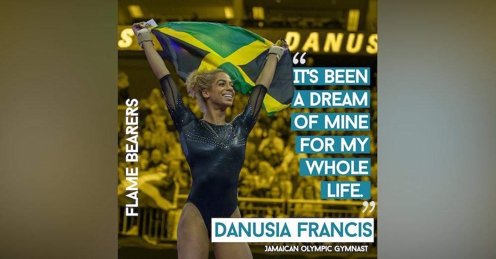 Danusia Francis (Jamaica): Gymnastics & Positive Manifestation