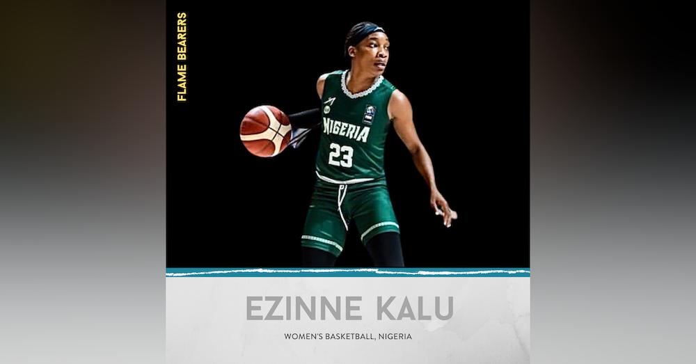 Ezinne Kalu-Phelps (Nigeria): Basketball & Entrepreneurship