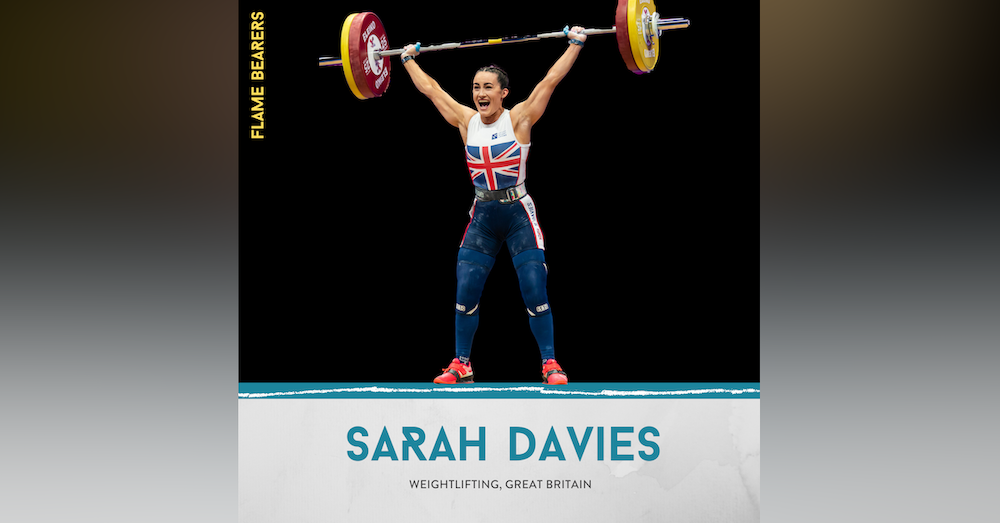 Sarah Davies (Great Britain): The Barbell Queen Defying Convention