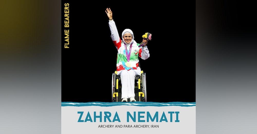 Zahra Nemati (Iran): Archery & Hope