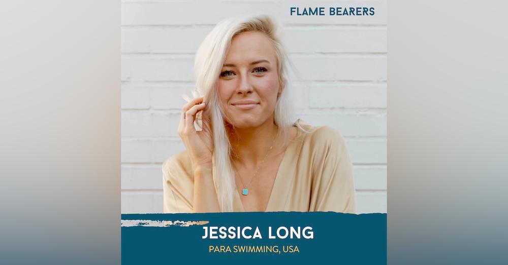 Jessica Long (USA): Perfection, Faith & Paraswimming