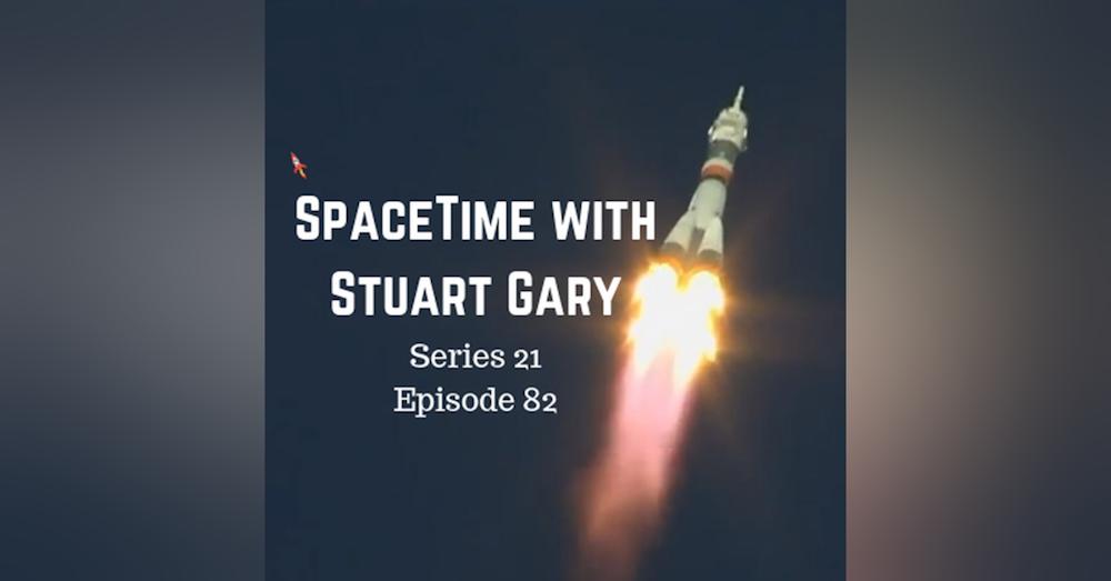 82: Soyuz Mission Aborted