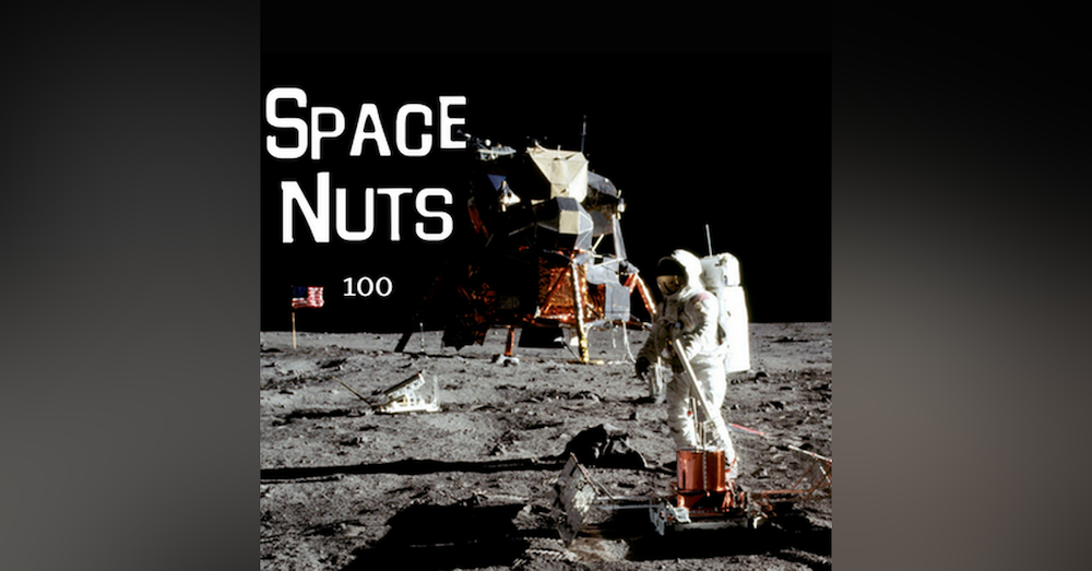 100: Mythbusters: Conspiracies Debunked - Space Nuts with Dr Fred Watson & Andrew Dunkley