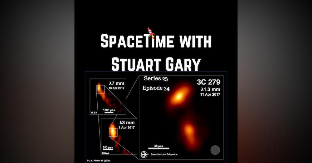 Revolutionary New Images of a Quasar