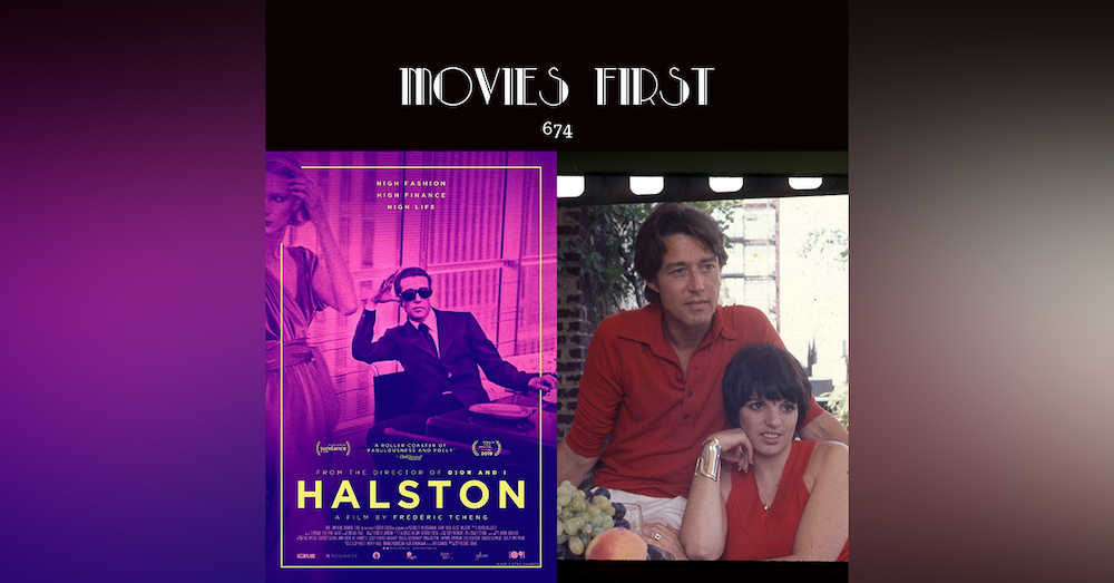 674: Halston (Documentary) (the @MoviesFirst review)