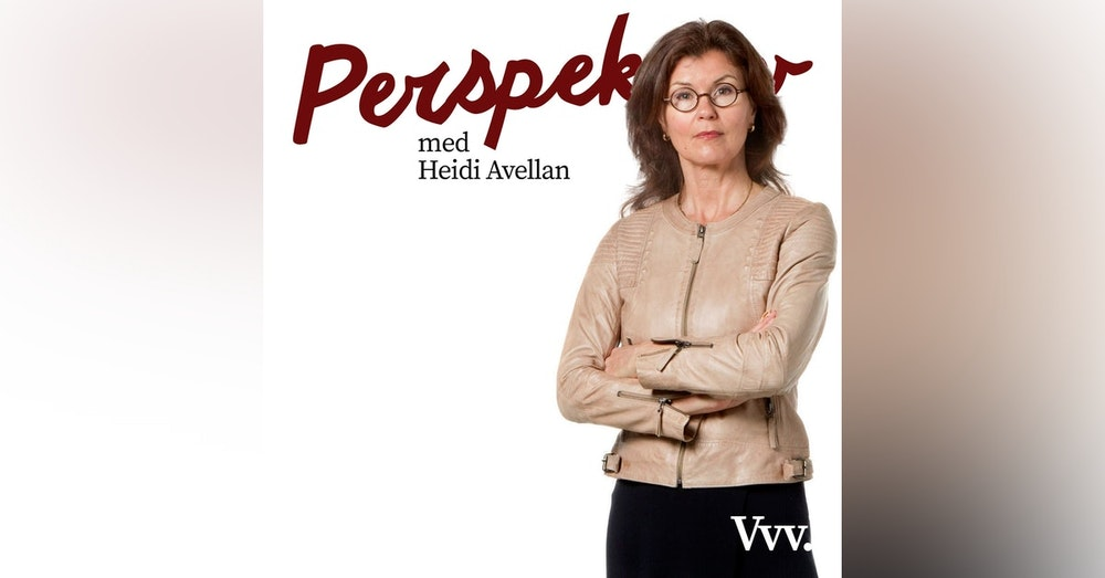 4. Om traditionella mediers förändrade roll - med Heidi Avellan, politisk chefredaktör, Sydsvenskan