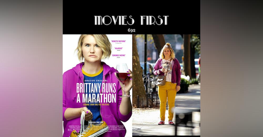 692: Brittany Runs A Marathon (Comedy, Drama) (the @MoviesFirst review)