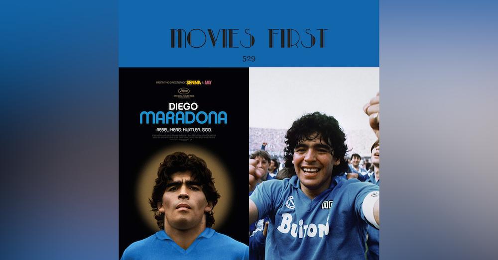 629: Diego Maradona ( a review)