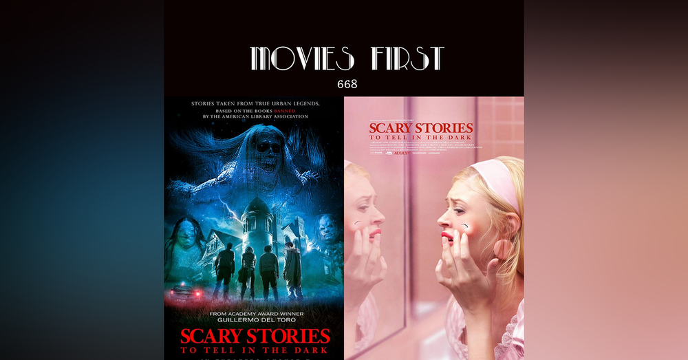 668: Scary Stories to Tell in the Dark (Horror, Mystery, Thriller) (the @MoviesFirst review)