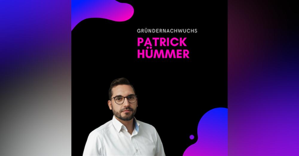 Patrick Hümmer, Ventury Analytics | Gründernachwuchs