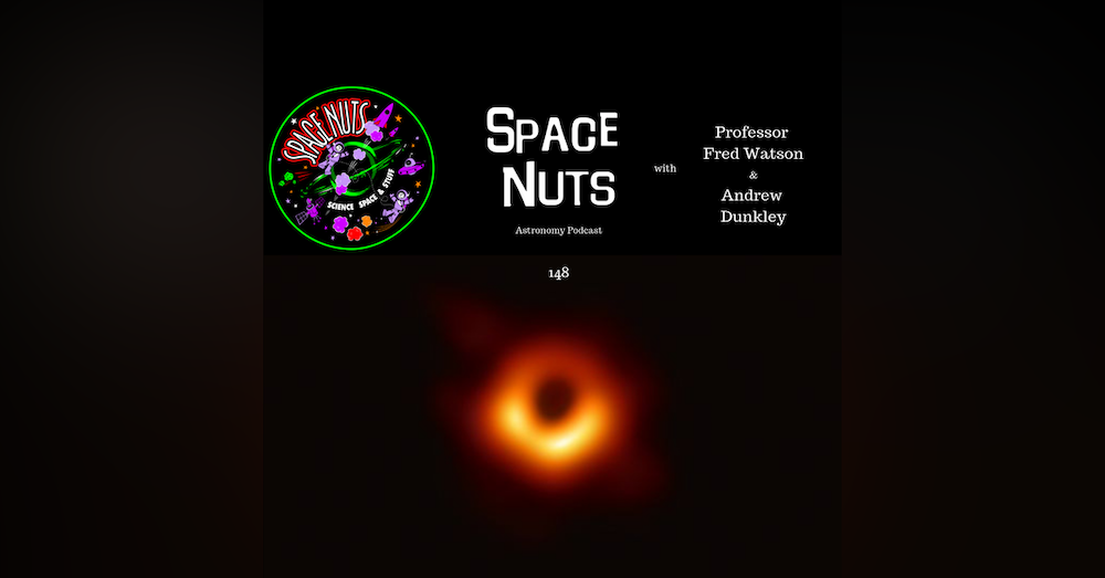 148: First Picture of a Black Hole
