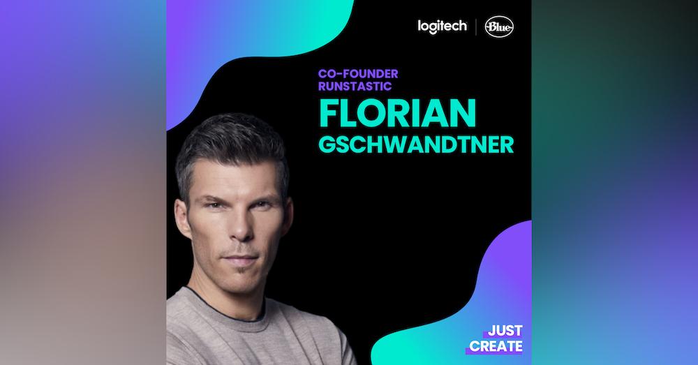 Florian Gschwandtner, Co-Founder Runtastic & Tractive |Just Create