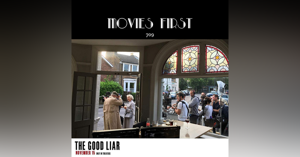 709: The Good Liar (Drama, Thriller) (the @MoviesFirst review)