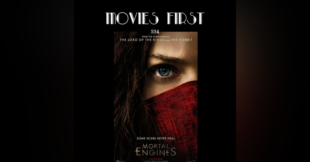 534: Mortal Engines (review)