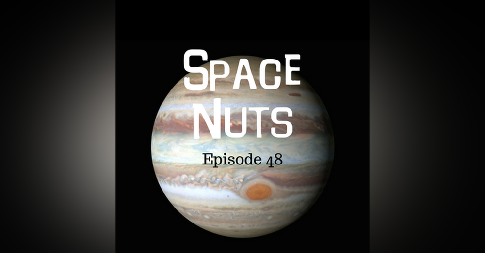 49: Juno vs Jupiter - Space Nuts with Dr. Fred Watson & Andrew Dunkley Episode 48