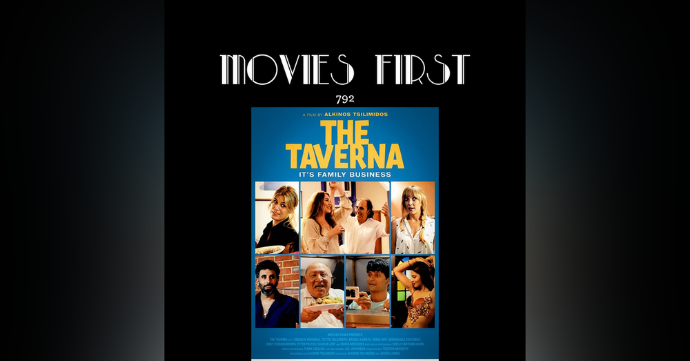 The Taverna (Comedy) (the @MoviesFirst review)