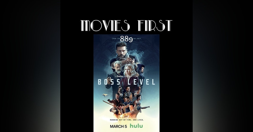 Boss Level (Action, Mystery, Sci-Fi) (the @MoviesFirst review)