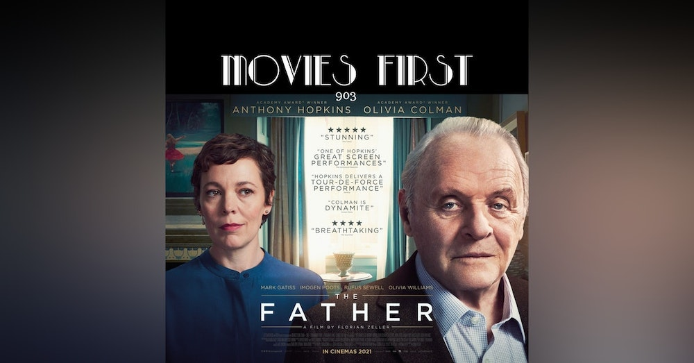 The Father (Drama) (the @MoviesFirst review)