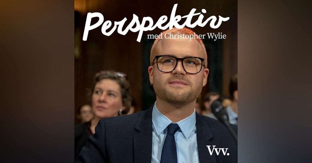 7. [English version] Christopher Wylie on the CA scandal, how to sway an election and his new gig at H&M
