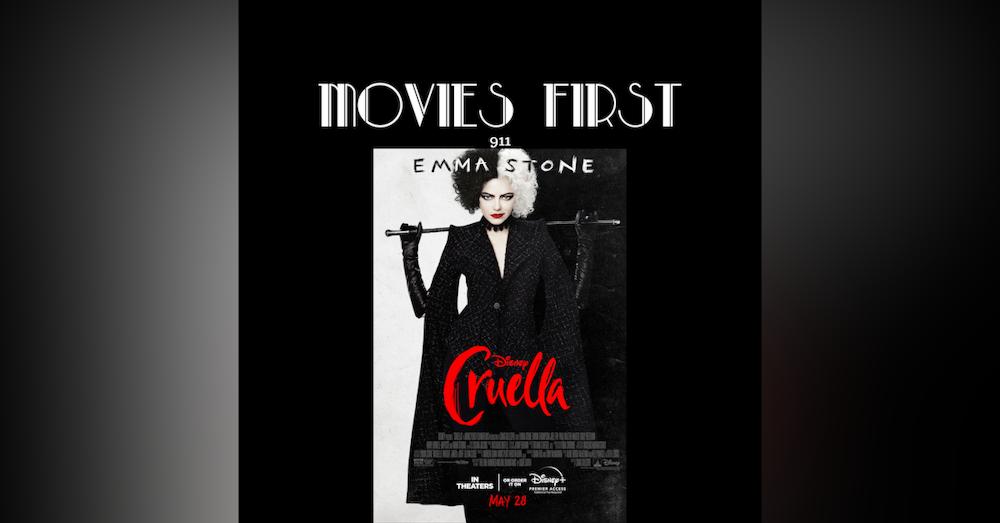 Cruella (Comedy, Crime) (the @MoviesFirst rev)