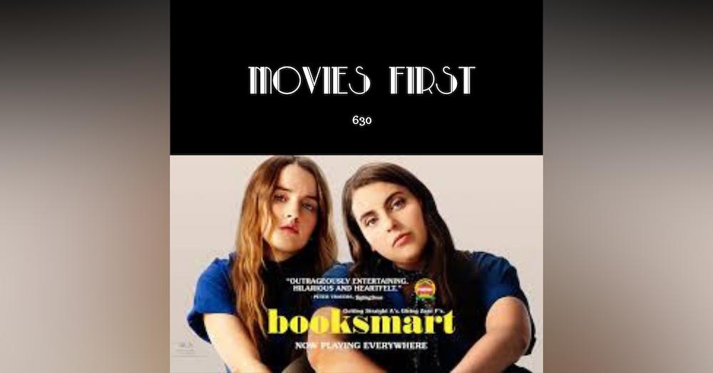 630: Booksmart (a review)