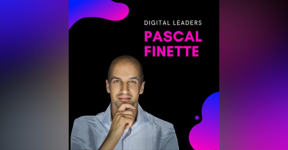 Pascal Finette, be.radical & Singularity University   Digital Leaders