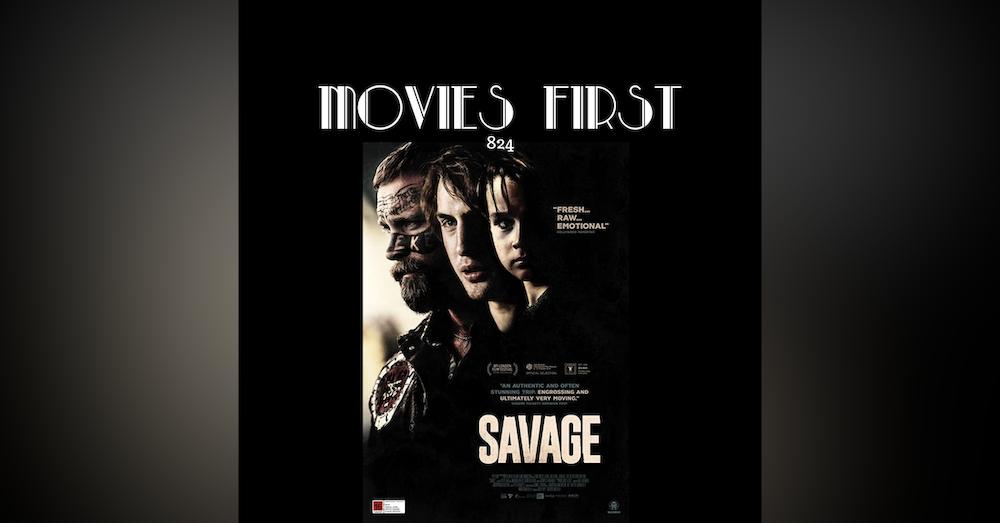 Savage (Crime, Drama) (the @MoviesFirst review)