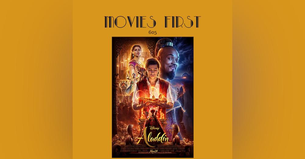 605: Aladdin (2019) (a review)
