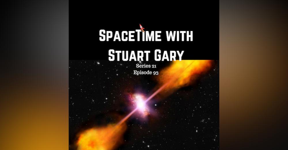 93: Micro-quasar Blasting Gamma Rays Towards Earth