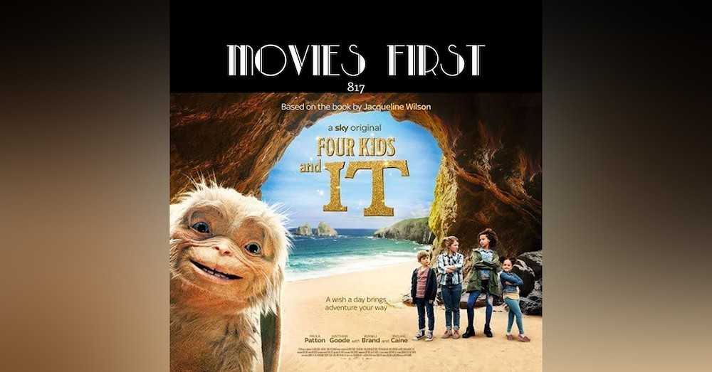 Four Kids and It (Family, Fantasy) (the @MoviesFirst review)