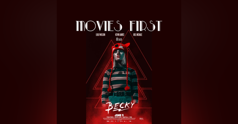 Becky (Action, Drama, Horror) (the @MoviesFirst review)