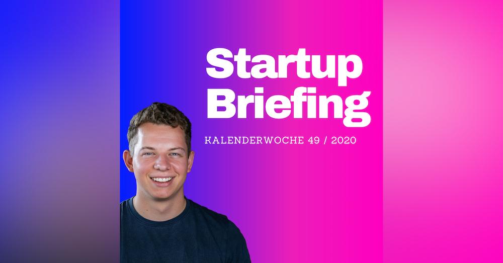 Startup Briefing - Salesforce kauft Slack, der Zukunftsfonds und Elon Musk in Berlin | KW49