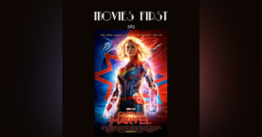 563: Captain Marvel (review)