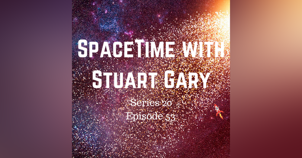 53: Fastest stars in the galaxy are all aliens