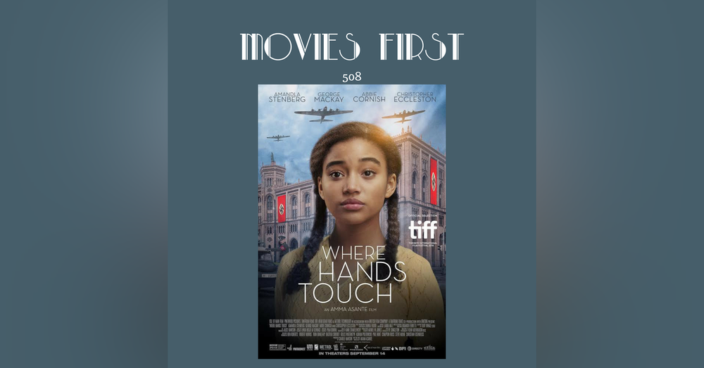 508: Where Hands Touch (Drama, Romance, War) (UK)