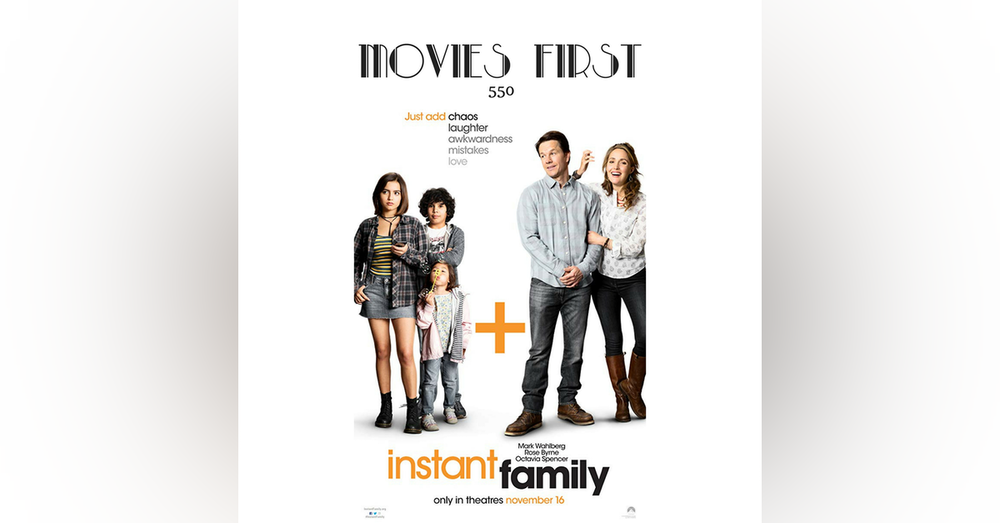 550: Instant Family (review)