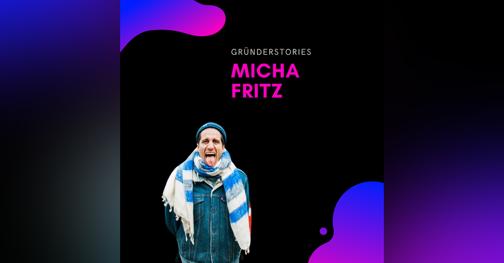Micha Fritz, Viva con Agua | Gründerstories