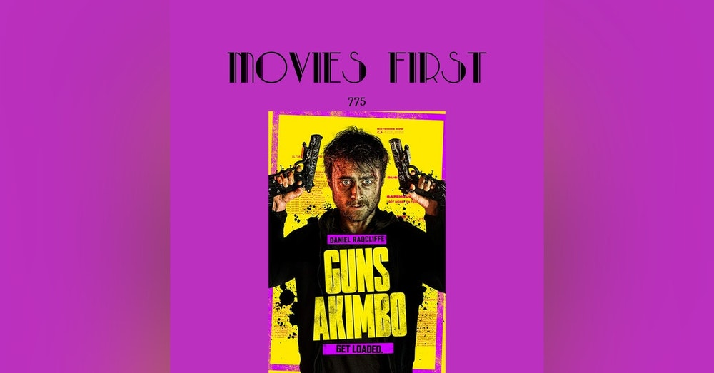 Guns Akimbo (Action, Comedy) (the @MoviesFirst review)