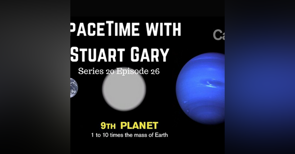 26: Citizen science - Searching for Planet 9
