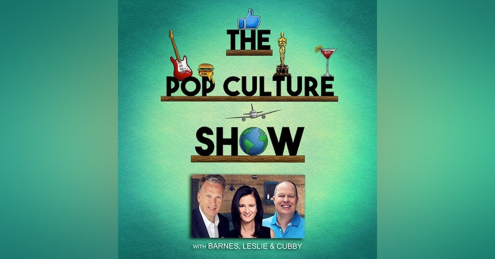 This Week in Pop Culture - Josh Groban + Jeopardy + New Music + Shaq + Kardashians and more