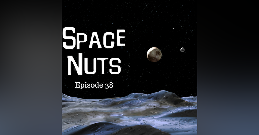 39: An out of this world ocean - Space Nuts with Dr. Fred Watson & Andrew Dunkley Episode 38