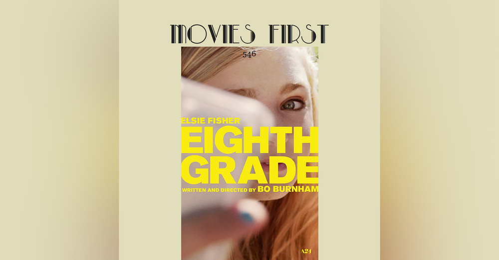546: Eighth Grade (review)