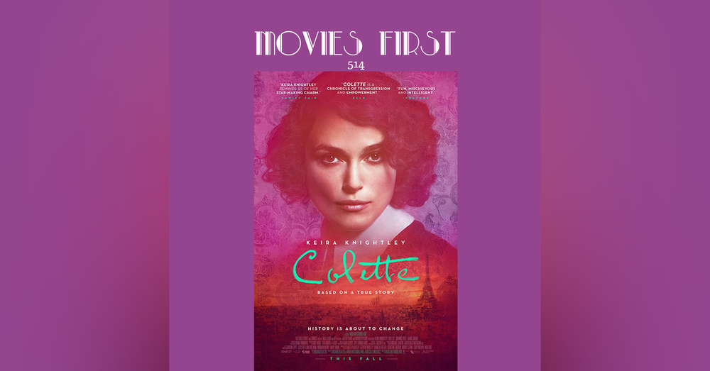 514: Colette (Biography, Drama, History)