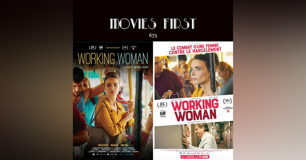 675: Working Woman (Drama) (Israel) (the @MoviesFirst review)