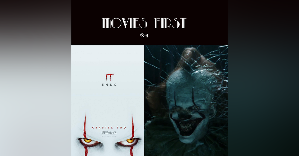 654: It Chapter 2 (Horror) (The @MoviesFirst review)
