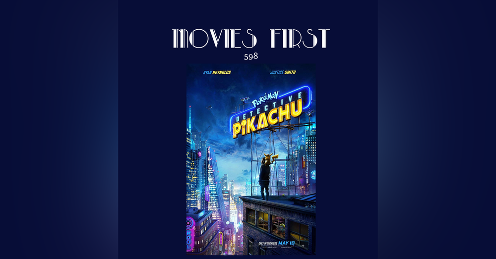 Pokemon Detective Pikachu (a review)