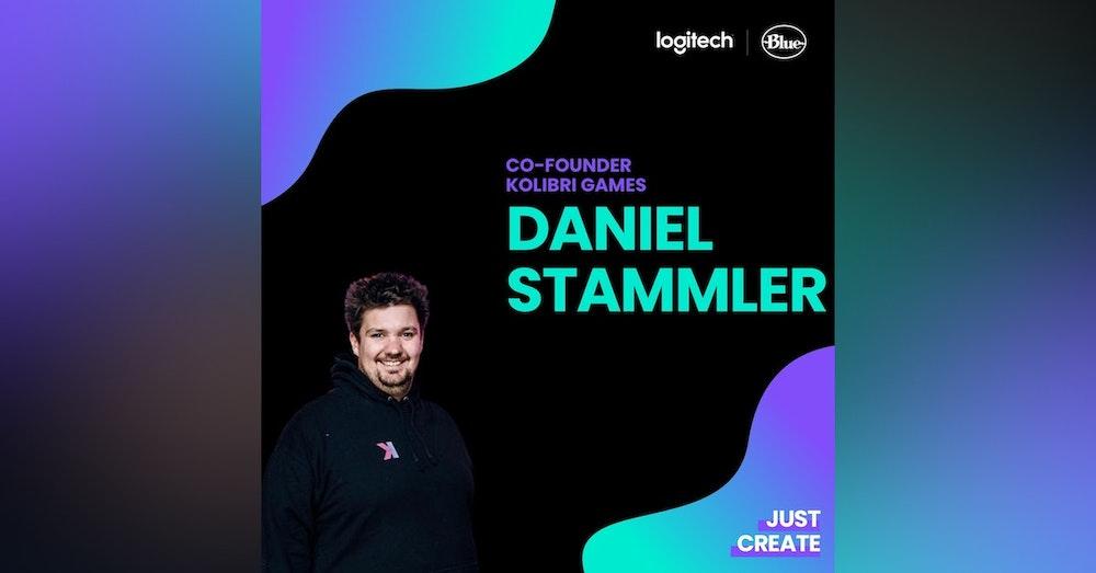 Daniel Stammler, Kolibri Games | Just Create