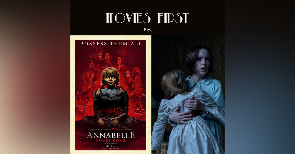 622: Annabelle Comes Home (a review)