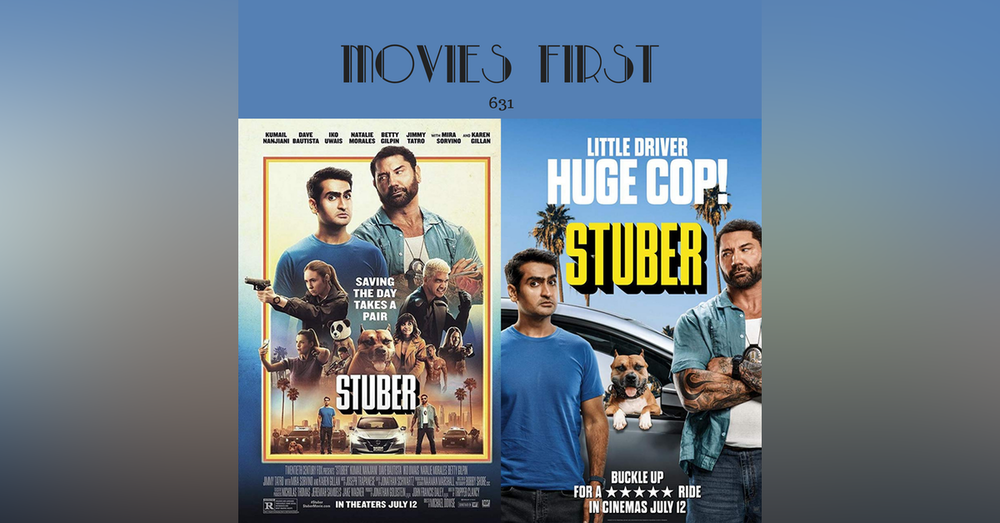 631: Stuber (a review)